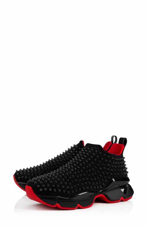 b332e39e6069 Christian Louboutin Spike Sock Donna Sneaker (Women)