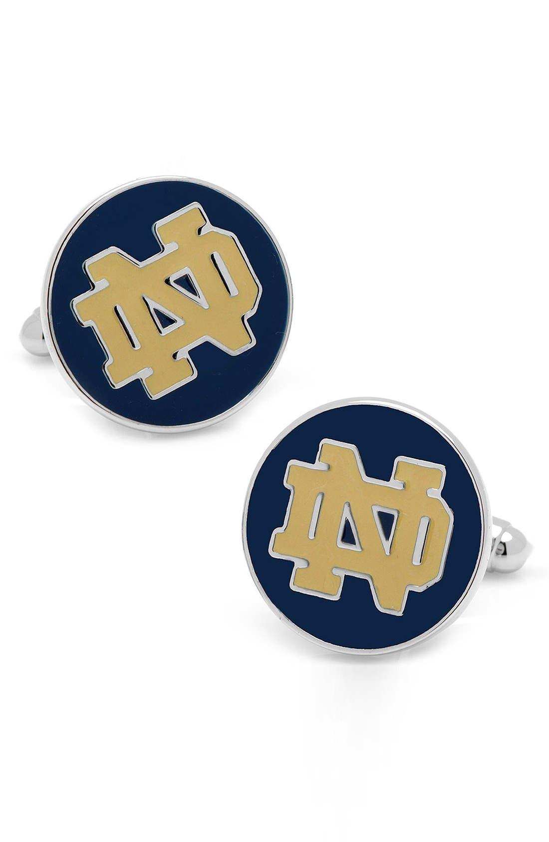 Cufflinks, Inc. 'Notre Dame Fighting Irish' Cuff Links