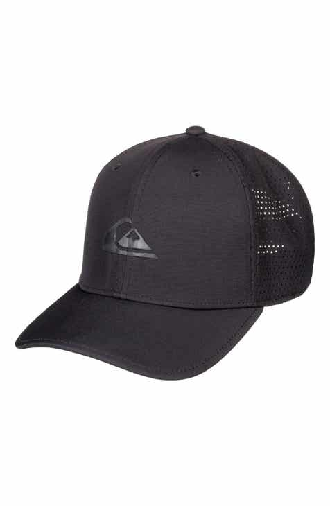 Quiksilver Tech Stashin Ball Cap a98be0ac3e42