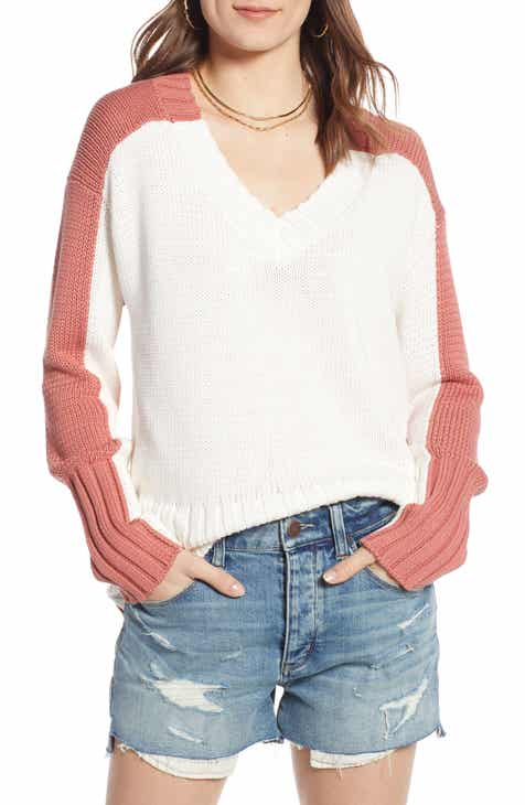 Treasure & Bond V-Neck Sweater by TREASURE AND BOND