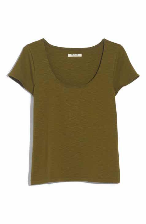 2406744d7562e Women s Green Tops