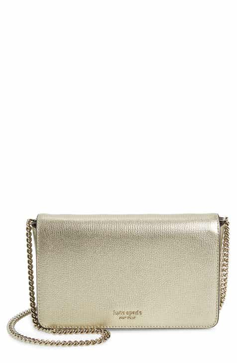 kate spade new york sylvia leather wallet on a chain 80a751d080