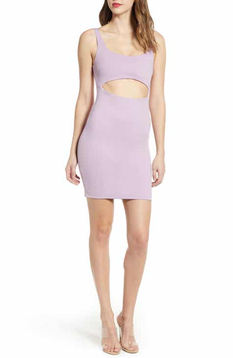 Bishop + Young Tie Bodice Midi Dress by BISHOP AND YOUNG