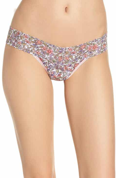 ac77afd08a9c Hanky Panky Calico Low Rise Thong