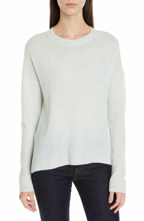 9a2a3287ac6 Theory Karenia Long Sleeve Cashmere Sweater