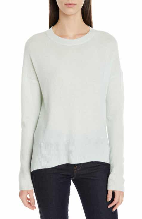 d01699f55 Theory Karenia Long Sleeve Cashmere Sweater