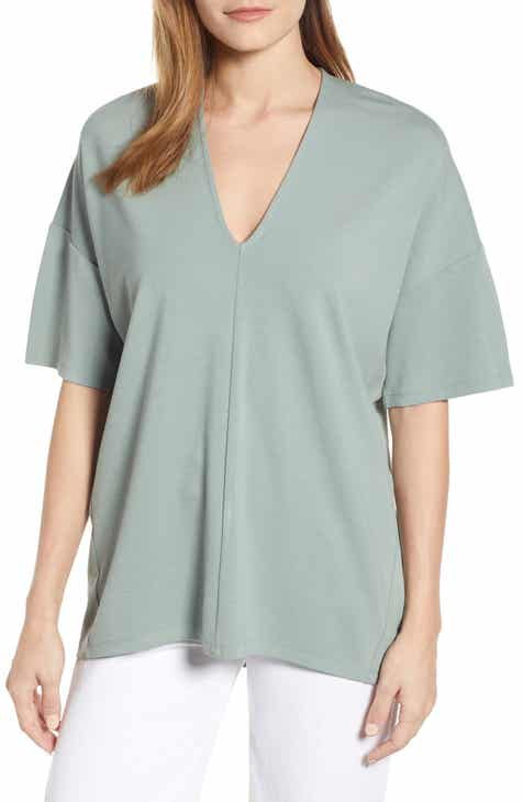 323f9c819bdfb Lou   Grey V-Neck Top