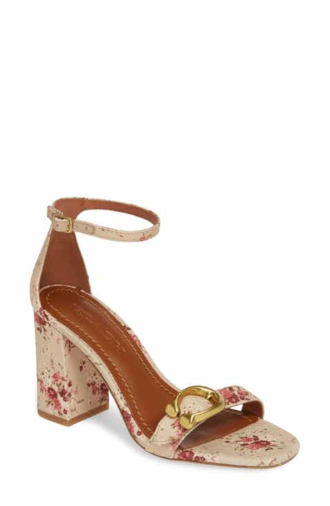 c44e0904677 COACH Maya Signature Buckle Sandal (Women)