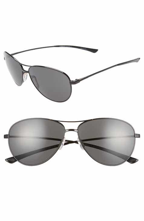 0e14924c52b Smith Langley 60mm ChromaPop™ Polarized Aviator Sunglasses