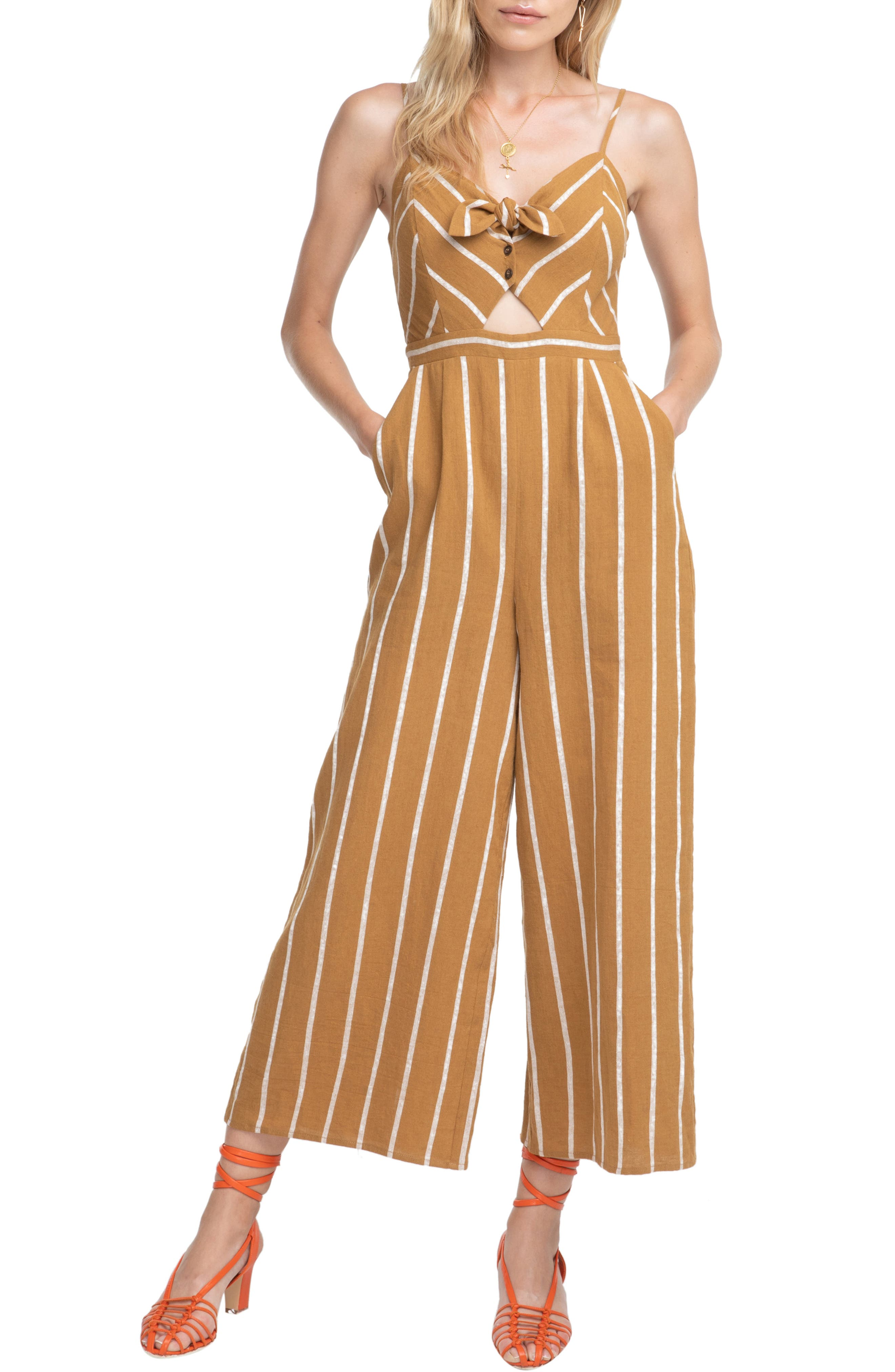 Womens Astr The Label Jumpsuits Rompers Nordstrom