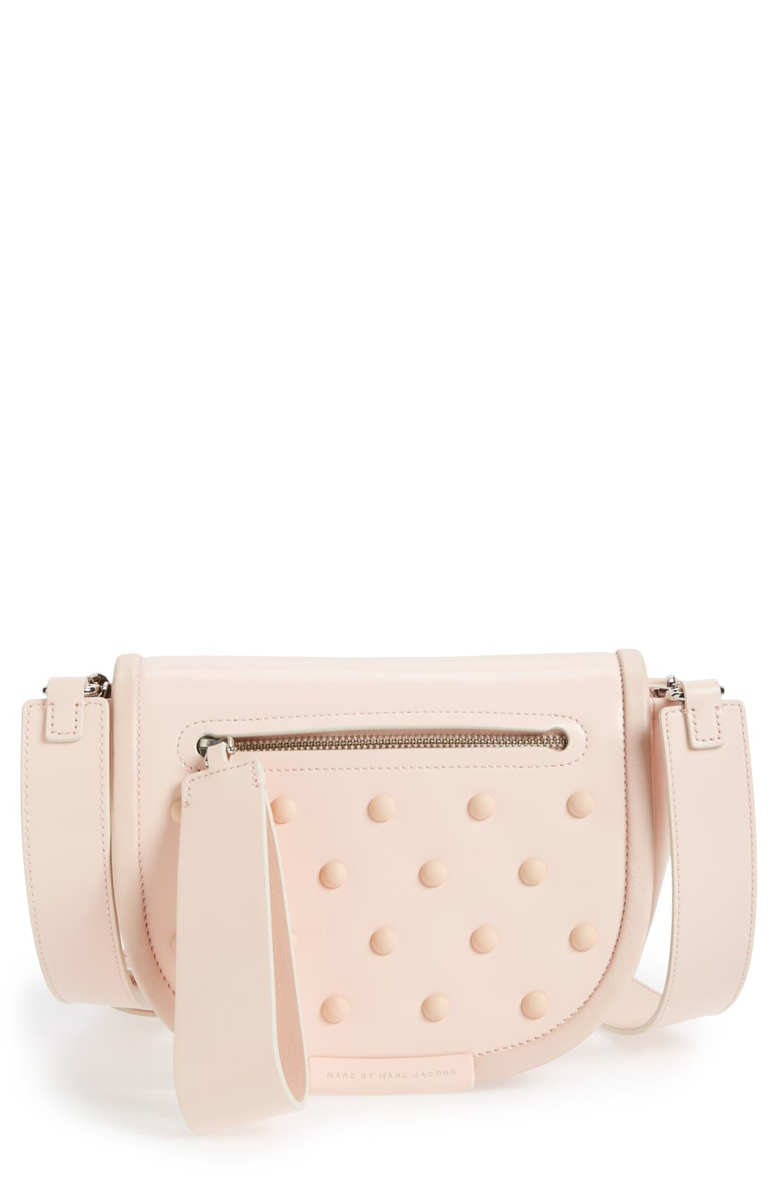 Alternate Image 1 Selected - MARC BY MARC JACOBS 'Luna' Crossbody Bag