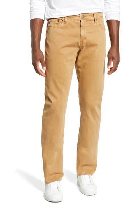 c36238627982b AG Everett SUD Slim Straight Fit Pants