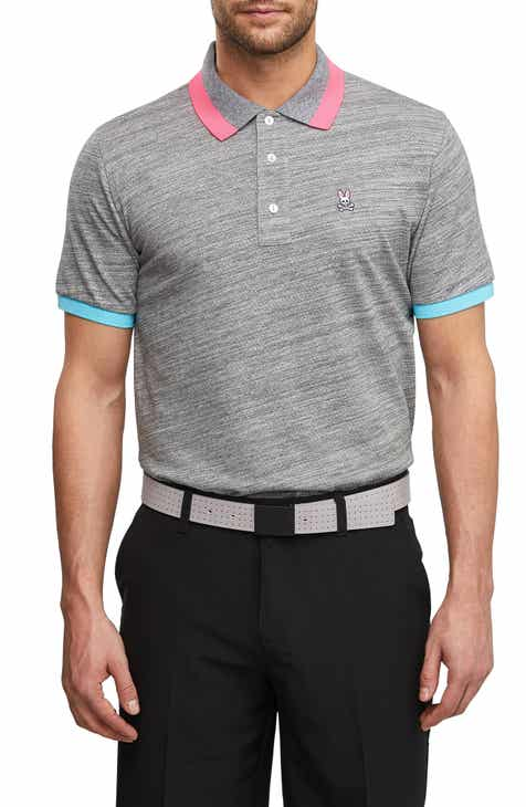 eee2431c6 Psycho Bunny Sport Alderley Perforated Polo
