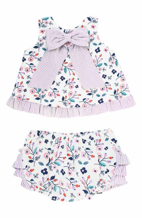f11f2775044 RuffleButts Berry Sweet Swing Top   Ruffle Bloomers Set (Baby)