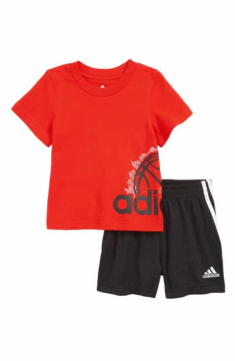 aa387f58e684 Kids  Adidas Apparel  T-Shirts