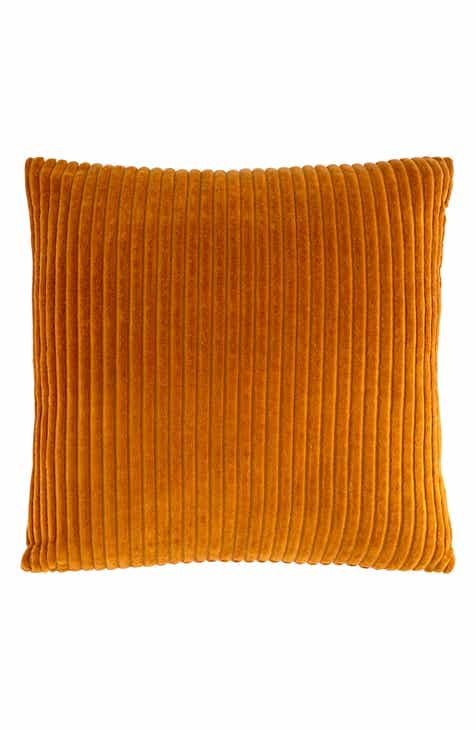 7958d0f66d3e4d Eadie Lifestyle Ribbed Velvet Scatter Accent Pillow