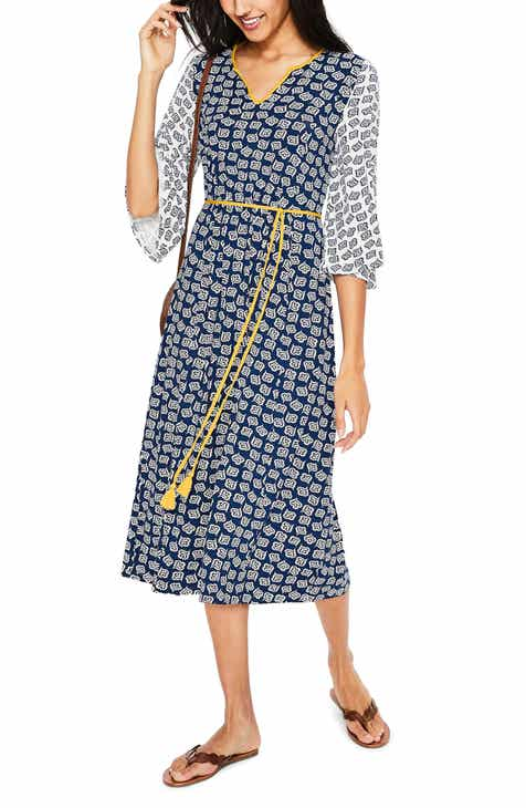 d69aa96eb90 Boden Bella Jersey Midi Dress (Regular   Petite)