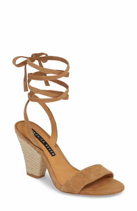 10f827127d8c Veronica Beard Remy Lace-Up Sandal (Women)