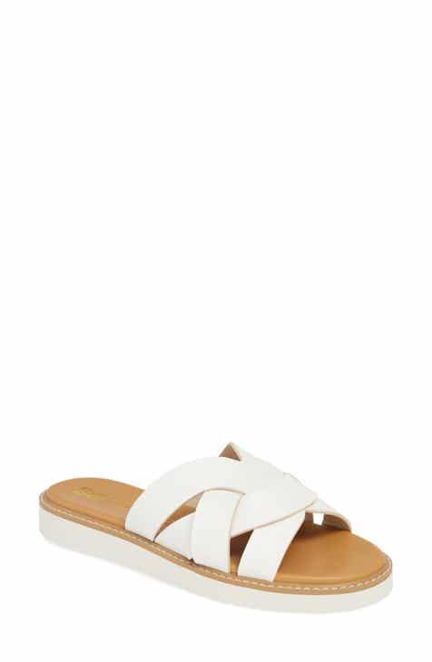9584704a9c1e9 BC Footwear Therapeutic Vegan Slide Sandal (Women)