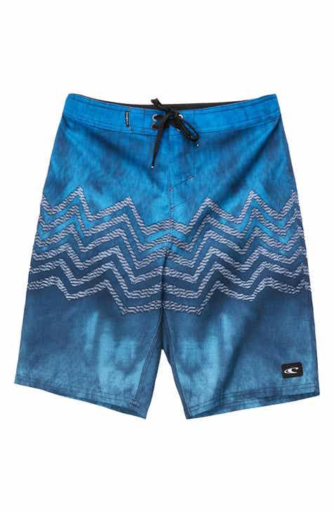 284d1bcc79145 Big Boys' Blue Swim Trunks: Board Shorts and Rashguards | Nordstrom