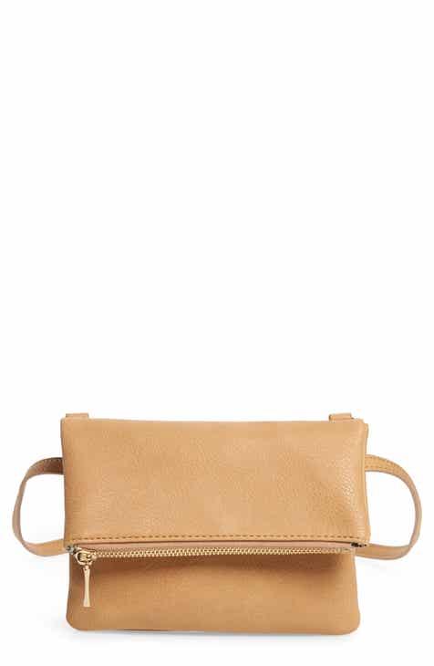 d05d9b3929a Sole Society Cassie Faux Leather Belt Bag