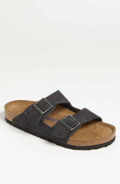 9130df6f4e0 Birkenstock Arizona Soft Slide Sandal (Men)
