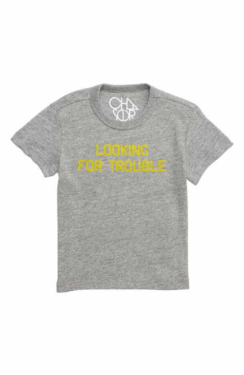 ea994ad58 Chaser Looking For Trouble Graphic T-Shirt (Toddler & Little Boys)