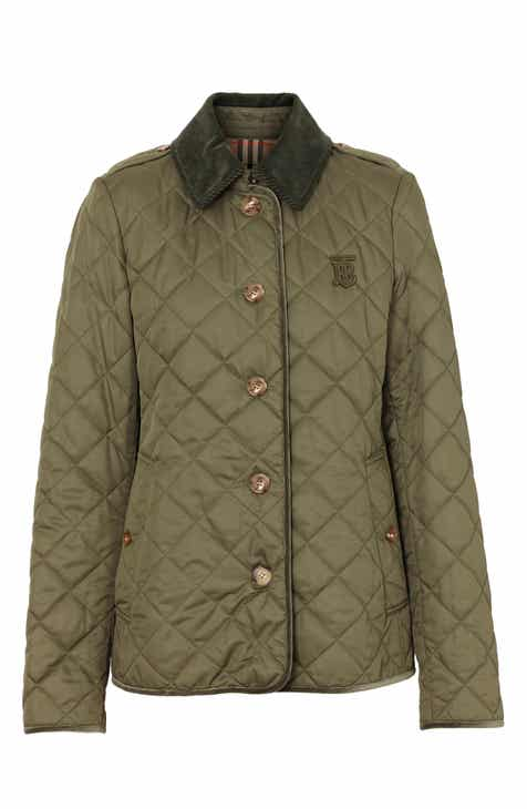 600c903a0dc Burberry Fernhill Quilted Coat