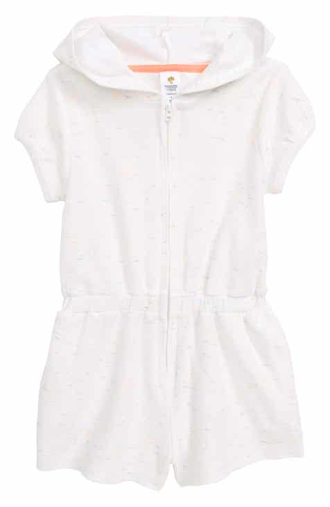 e56186e32e25f Tucker + Tate Terry Cover-Up Romper (Toddler Girls, Little Girls & Big  Girls)