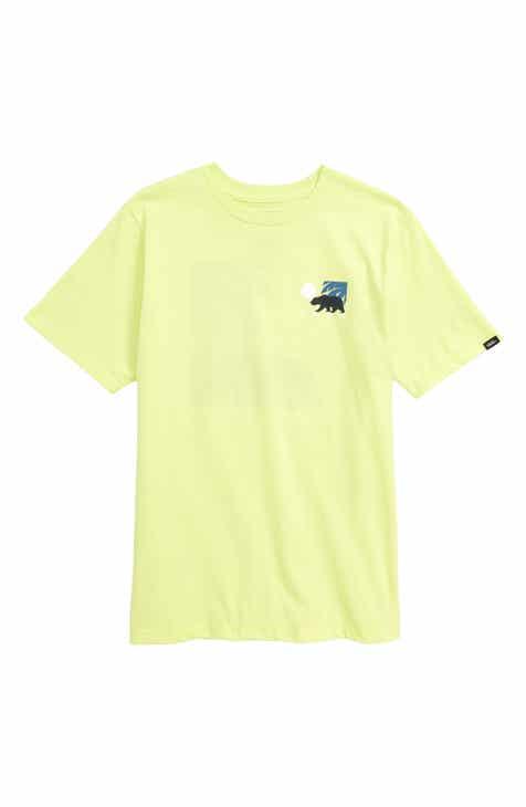 6ad2e87981 Vans Cali Winter Graphic T-Shirt (Big Boys)