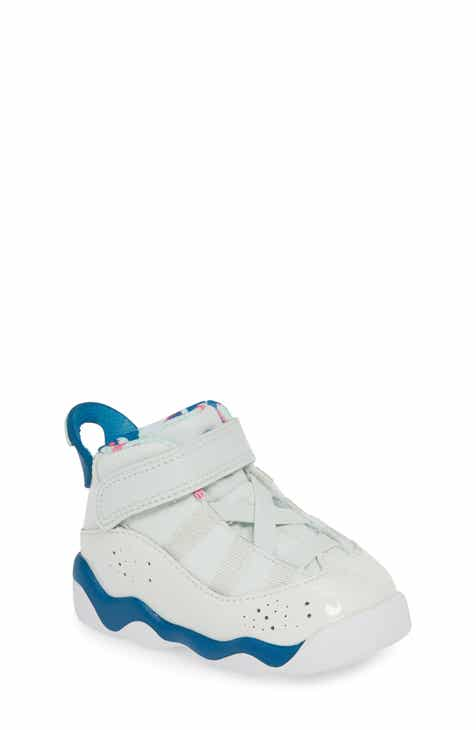 save off 13e84 0c05c Nike Jordan 6 Rings High Top Sneaker (Baby, Walker, Toddler, Little Kid &  Big Kid)