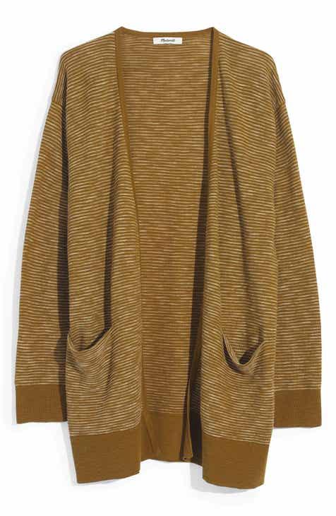 a40cb5e10c9 Madewell Summer Ryder Stripe Cardigan (Regular   Plus Size)