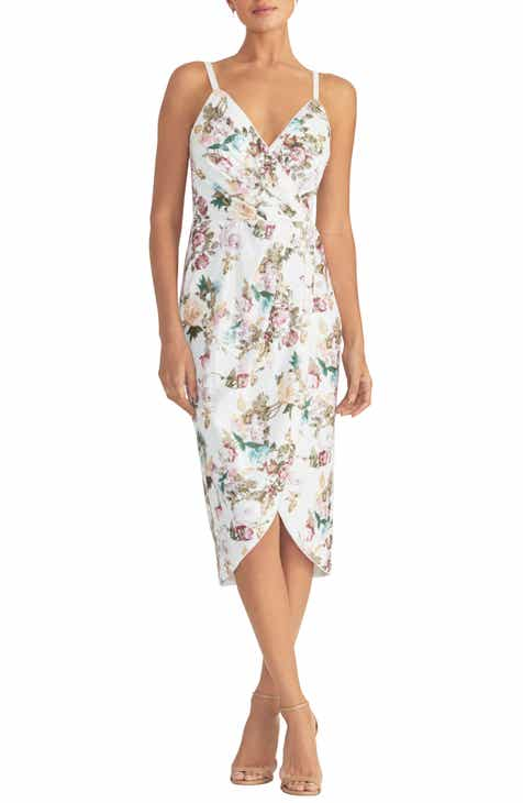 ce09c140df6 RACHEL Rachel Roy Faux Wrap Sundress