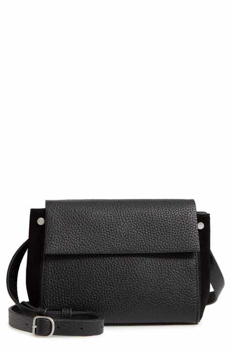 7e2ee564d1 Treasure   Bond Carly Small Leather Crossbody Bag