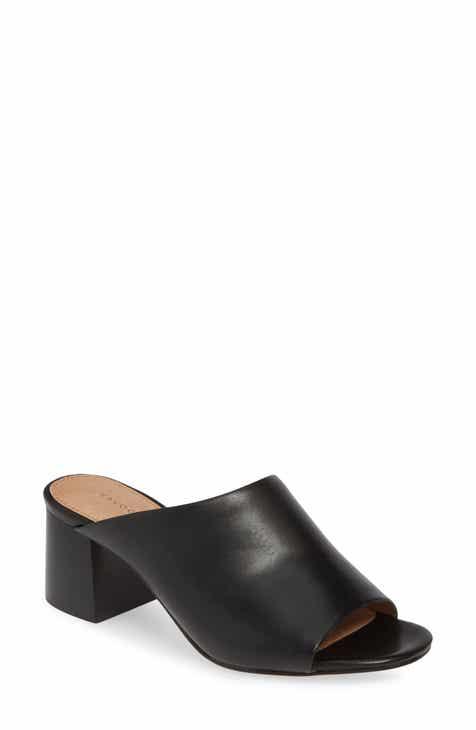 321ce6763c13 Halogen® Faye Asymmetrical Slide Sandal (Women)