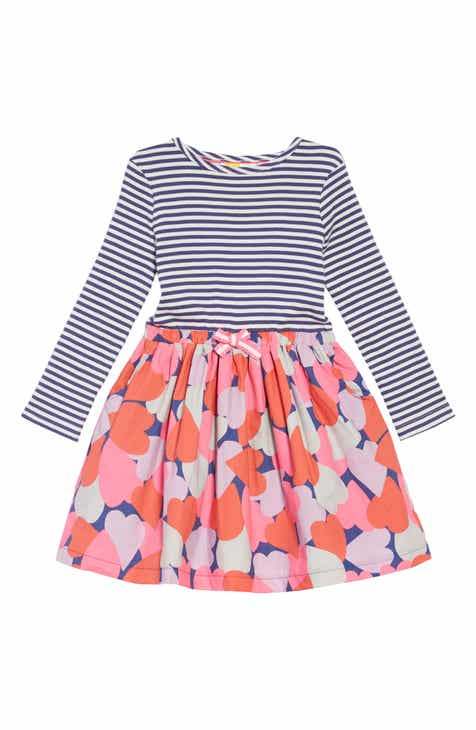 6b9501bd52dc Mini Boden Hotchpotch Dress (Toddler Girls