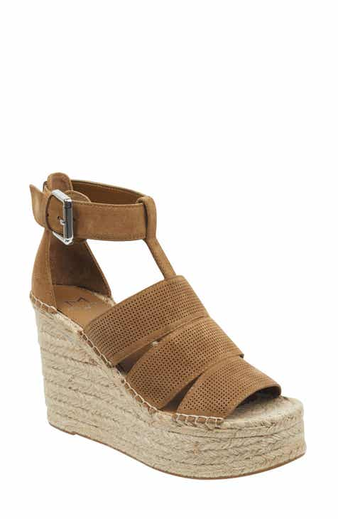 d5ea55142ac1 Marc Fisher LTD Adore Platform Wedge Sandal (Women)