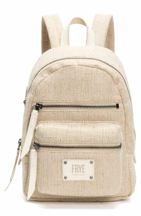 4581f1d010 Frye Mini Ivy Canvas Backpack