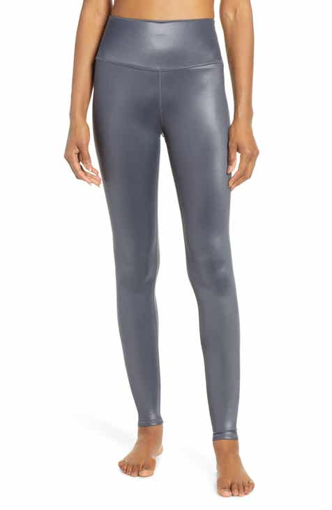 02ed296600 Alo Shine High Waist Leggings