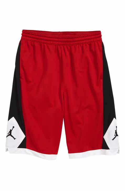 8d0320a8b6f5b3 Jordan Authentic Triangle Shorts (Big Boys)