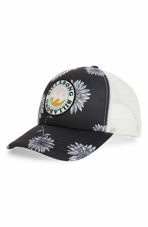 090a2eefd9328 Billabong Shenanigans Trucker Hat (Girls)