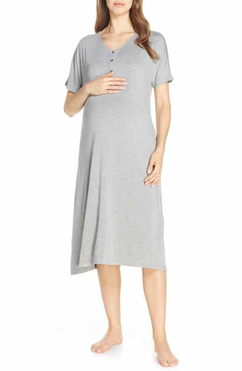 d8c8ba7fd5 Grey Maternity Clothes
