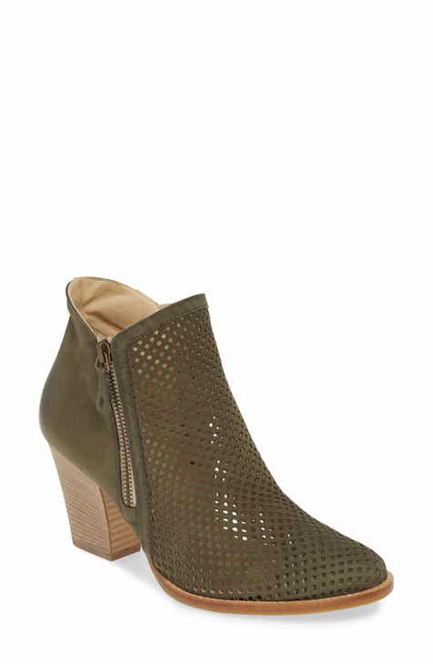 e010d5df03042 Paul Green Bonzai Perforated Bootie (Women)