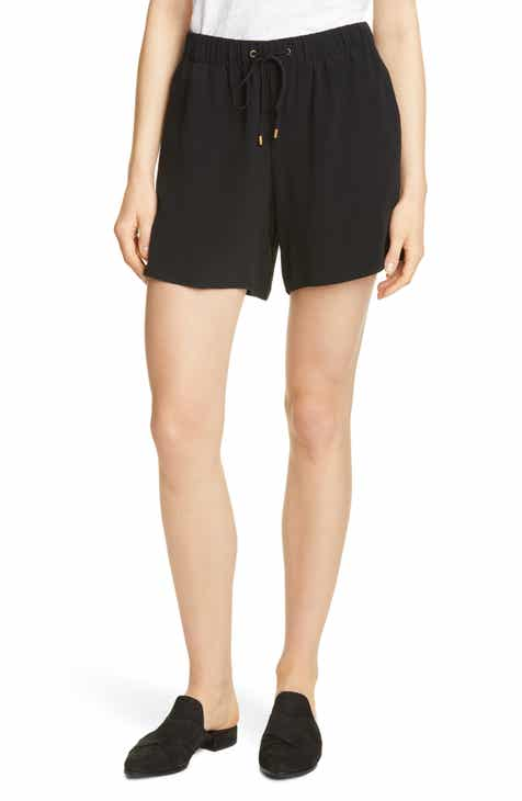 Eileen Fisher Drawstring Walking Shorts by EILEEN FISHER