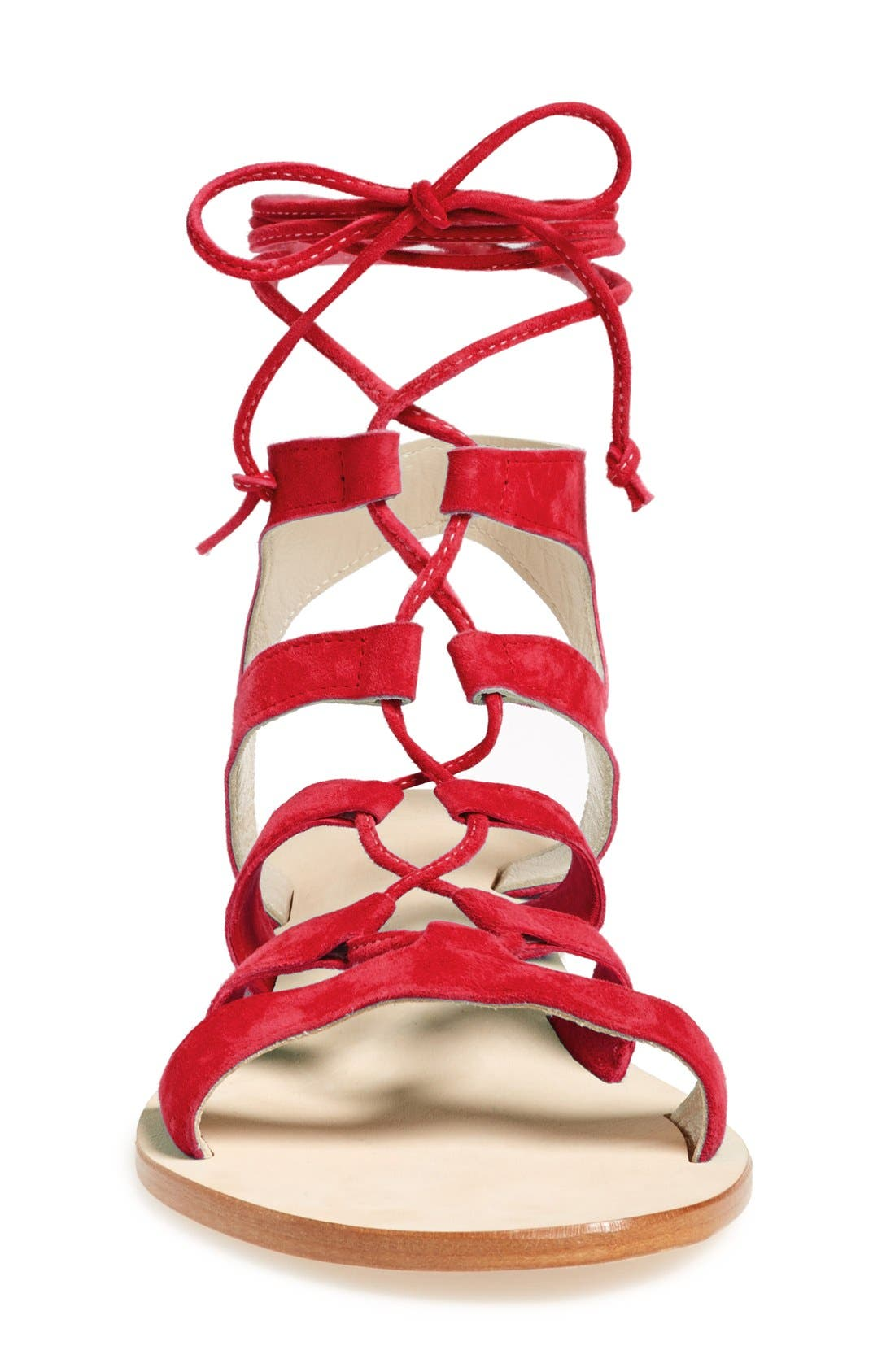 Alternate Image 2  - Cornetti 'Recommone' Gladiator Sandal (Women)