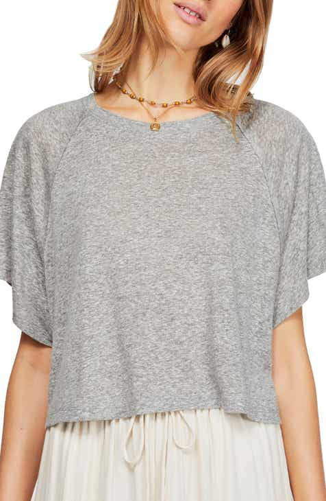 e9a99dd6a5 Women's Free People Tops | Nordstrom