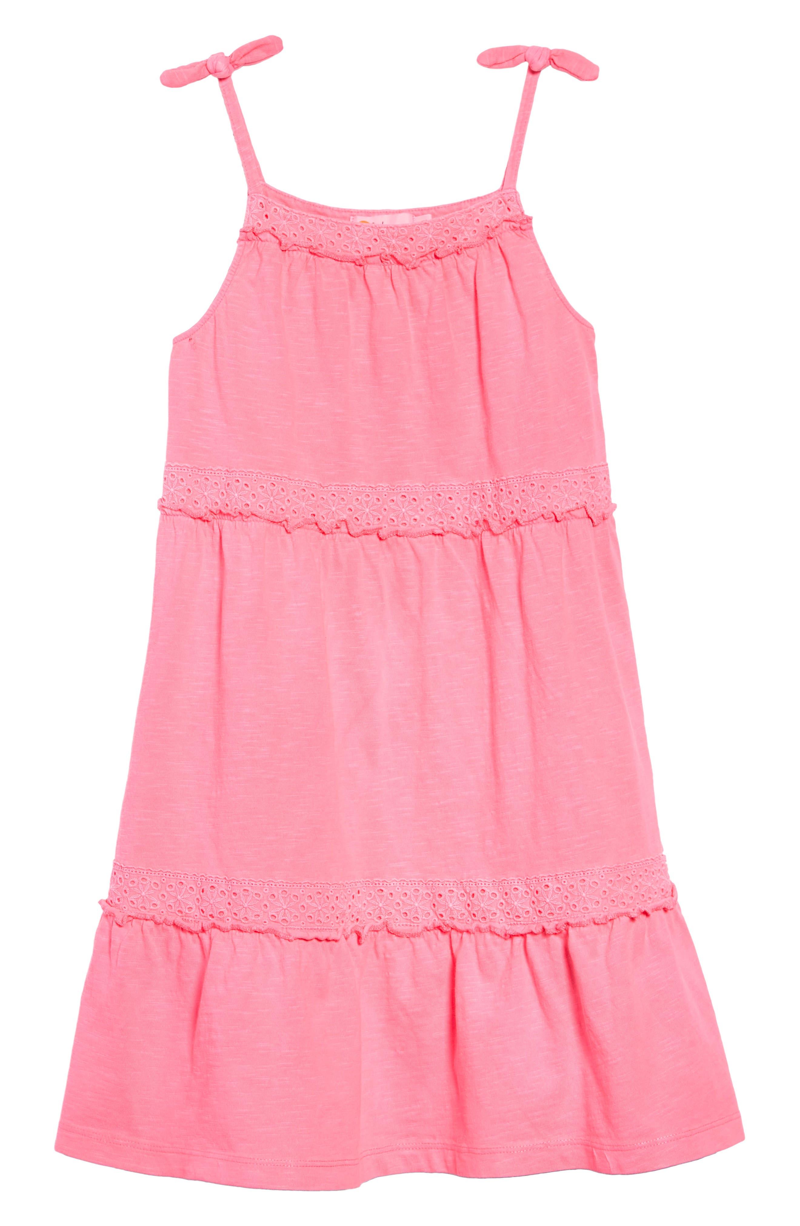 07b3be2f7484 Big Girls' Mini Boden Dresses & Rompers: Knit, Lace & Satin | Nordstrom