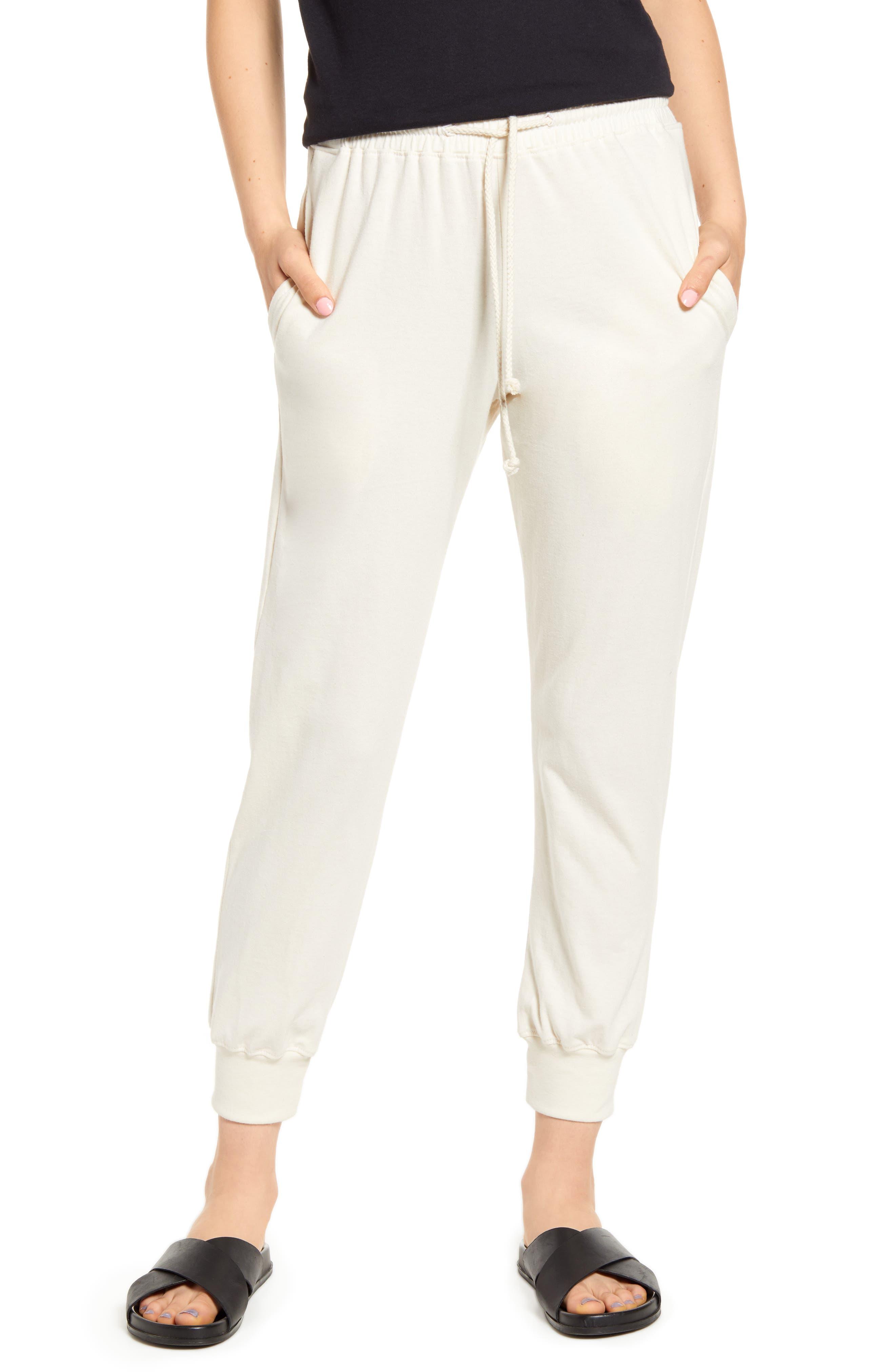 adidas originals pastel camo sweat pants in khaki