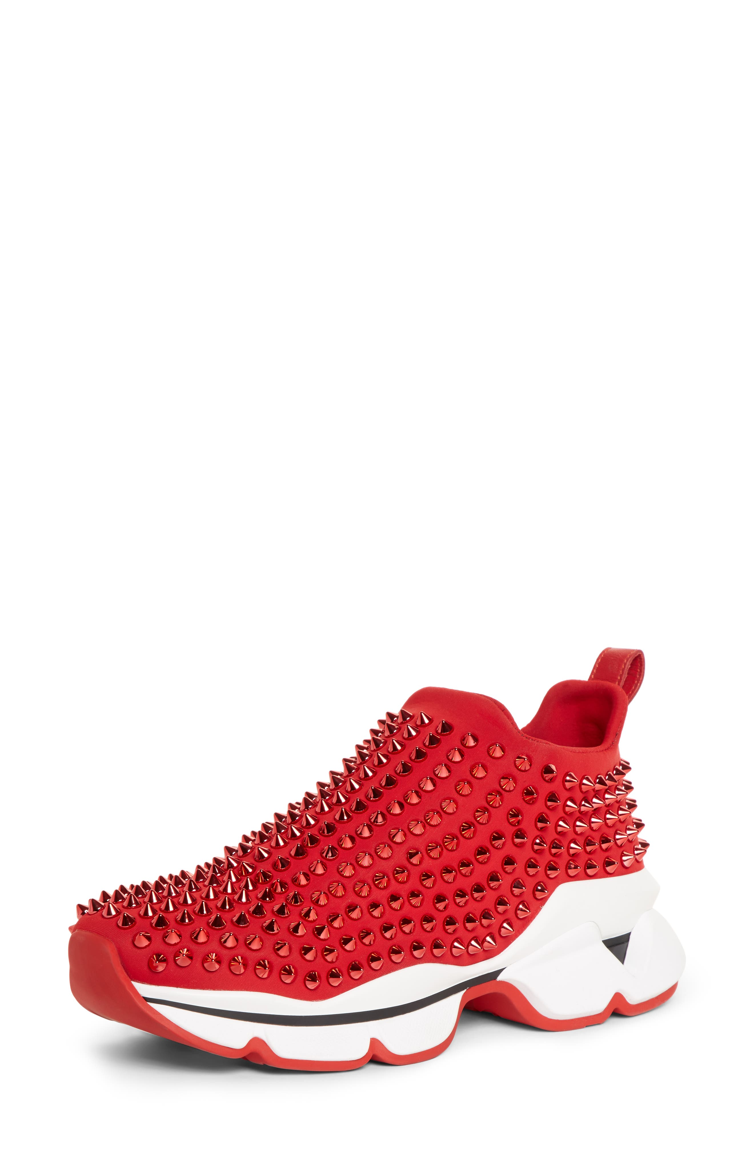 huge discount a33dd 5146b Women's Christian Louboutin Sneakers & Running Shoes | Nordstrom