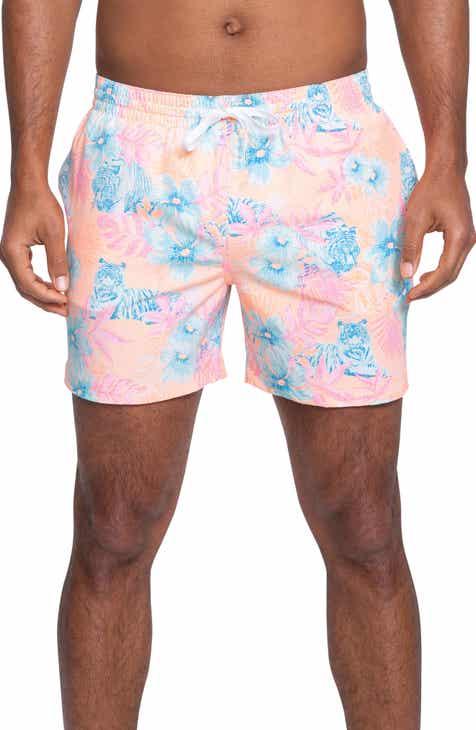 23bdaefa3a45 Chubbies Print Swim Trunks